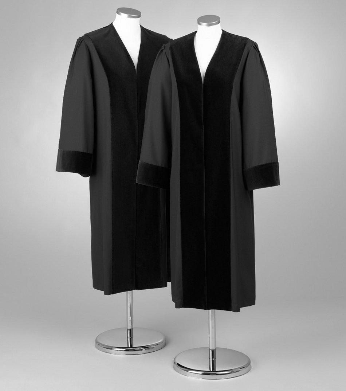 Robe für Richterin und Richter